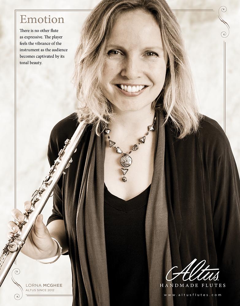 Altus Flutes Ad feat. Lorna McGhee