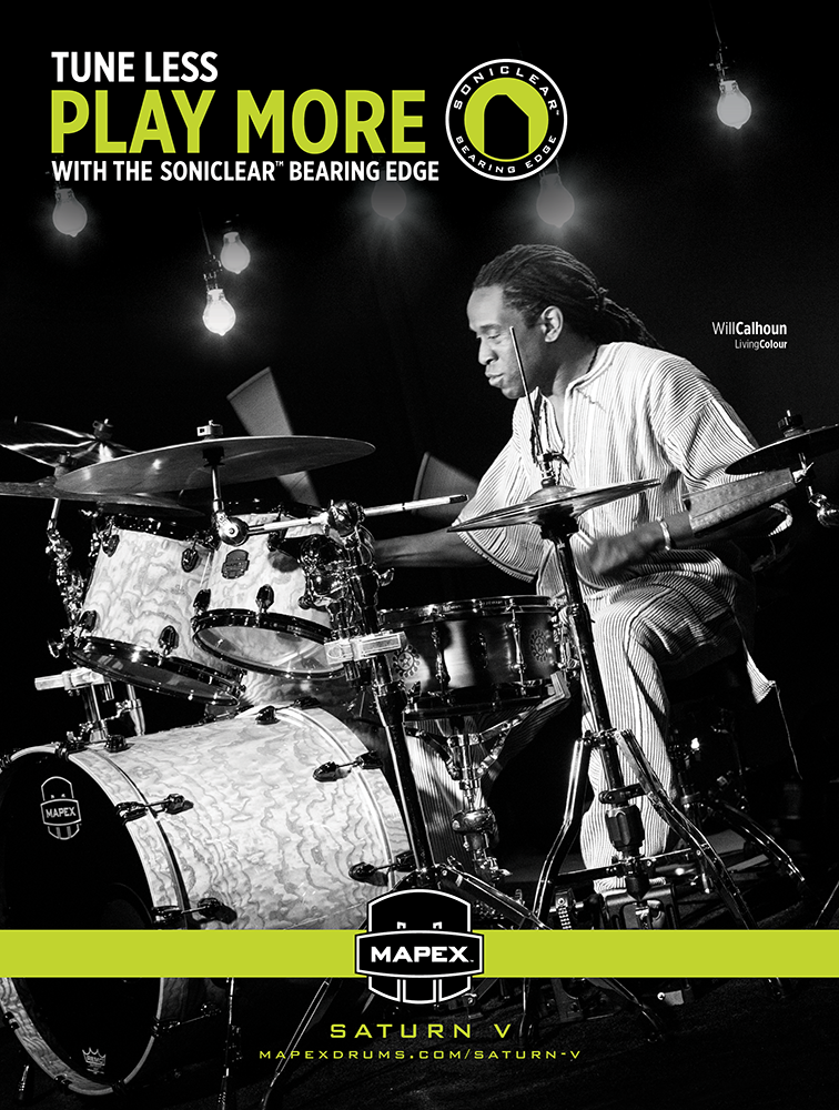 Mapex Drums Ad feat. Will Calhoun